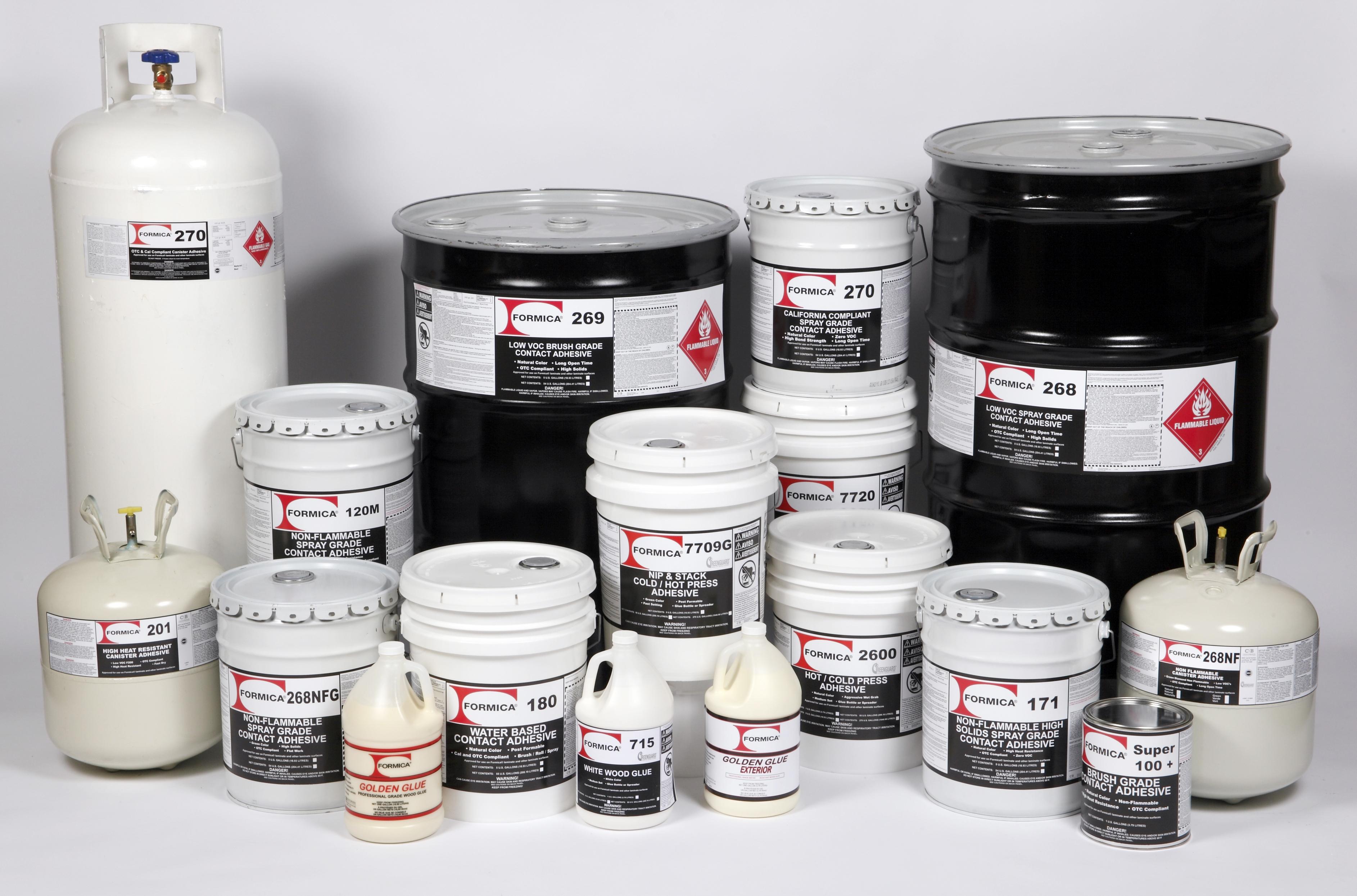 Formica® Adhesives - Atlantic Plywood